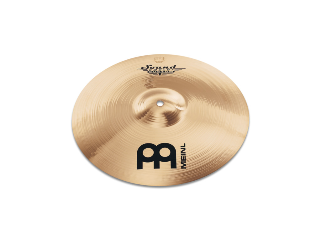 Hi-hat Cymbal Meinl SC14PSW-B, Soundcaster Serie, Custom, Powerful Soundwave, 14""