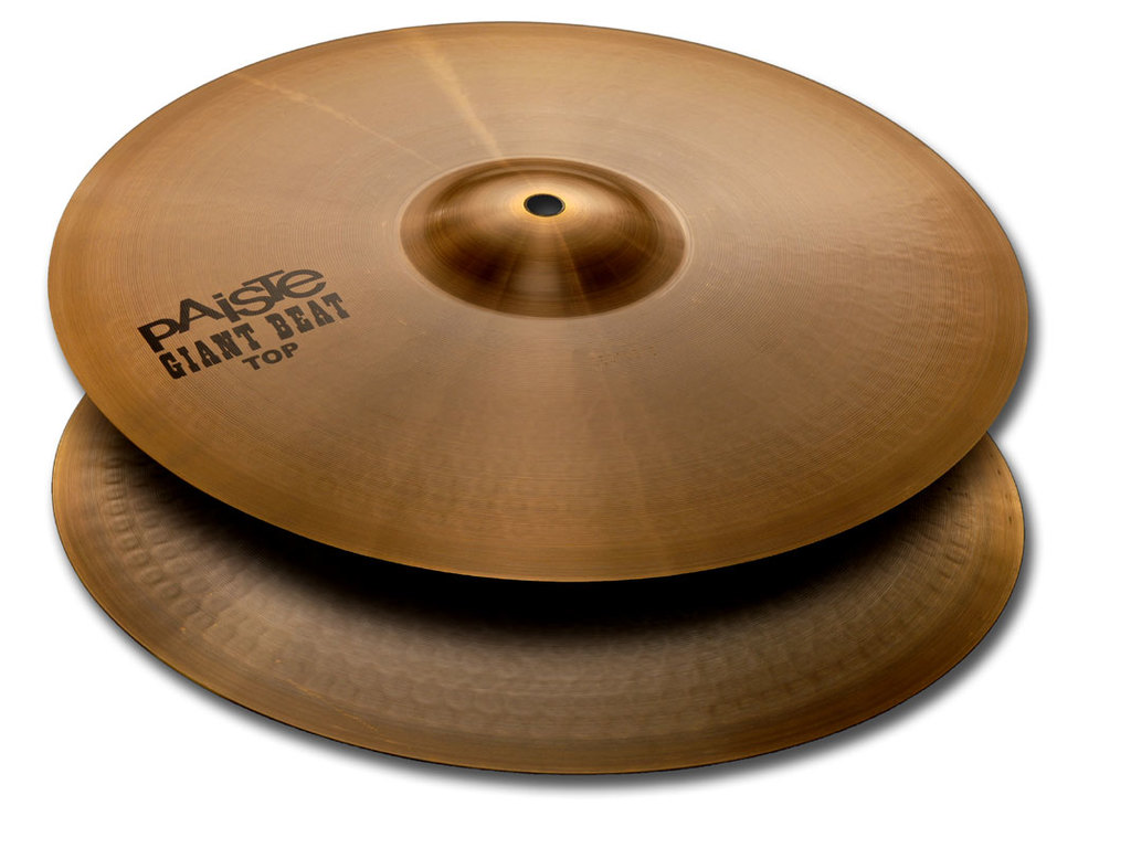 Hi-hat Cymbal Paiste CY0001013714, Giant Beat Serie, 14""