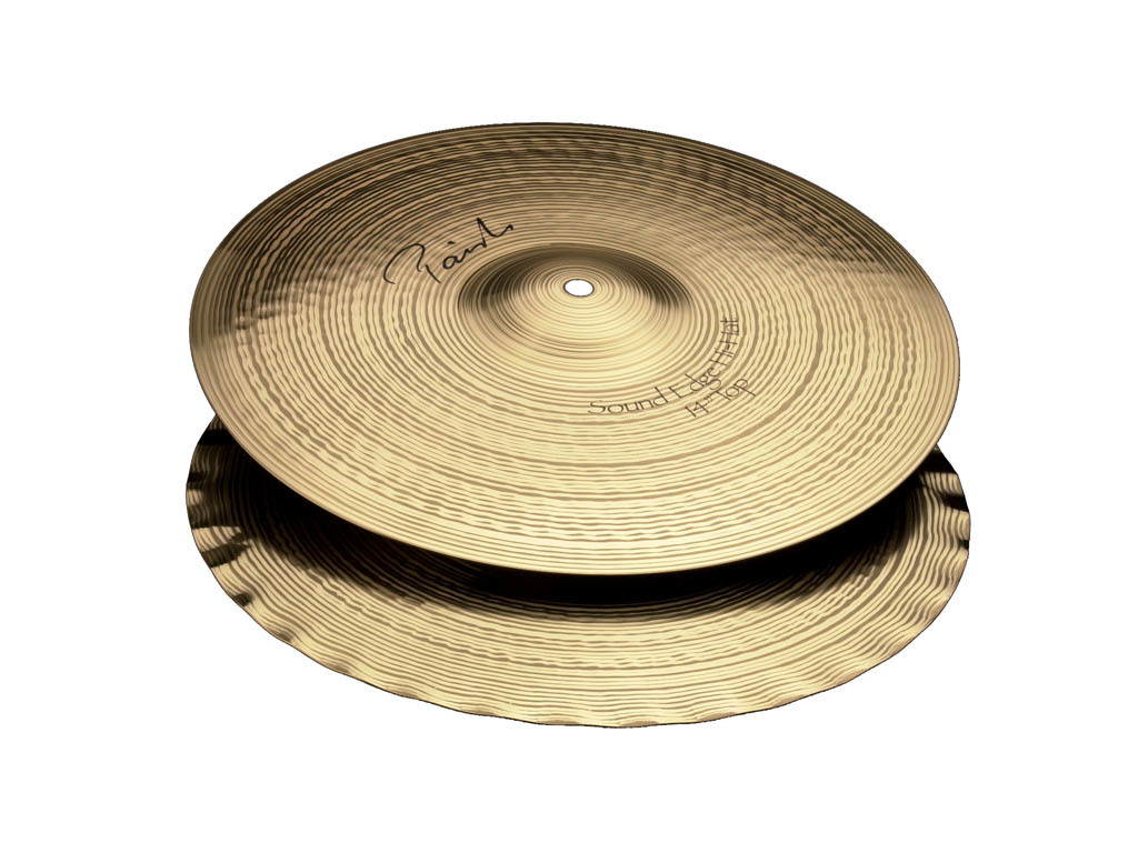Hi-hat Cymbal Paiste CY0004003114, Signature Serie, Sound Edge, 14""