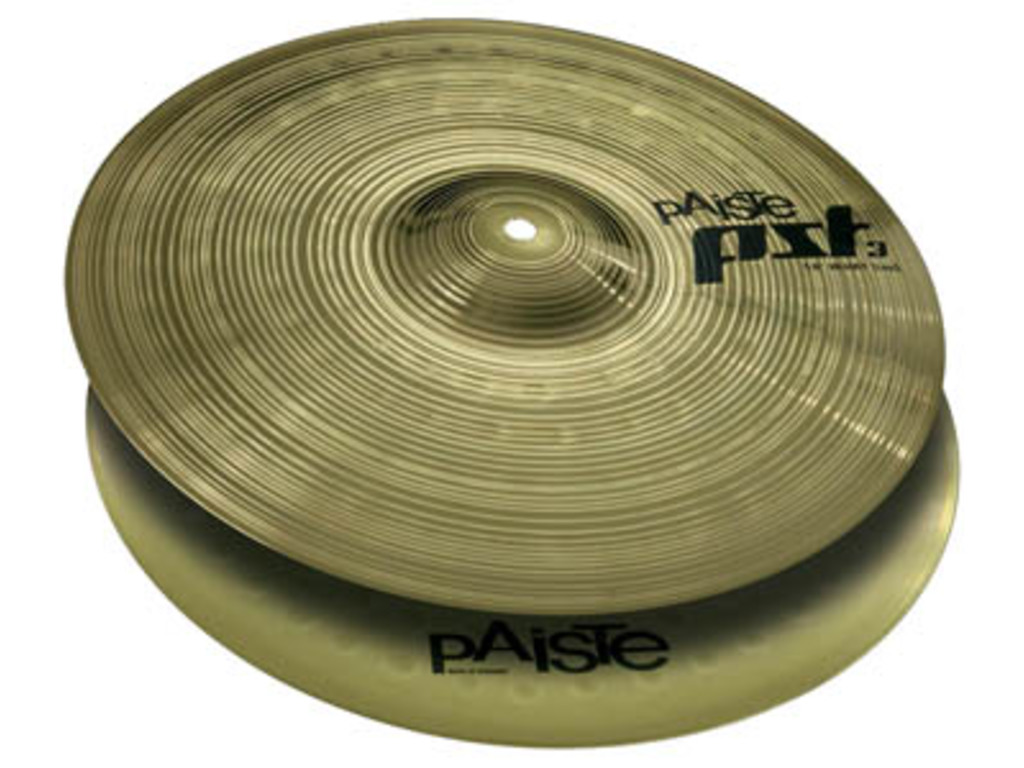 Hi-hat Cymbal Paiste CY0000634014, PST3 Serie, 14""