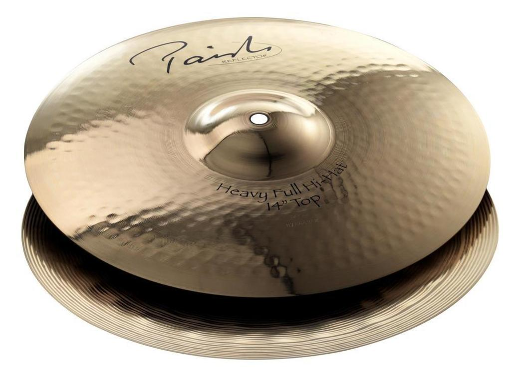 Hi-hat Cymbal Paiste CY0004054614, Signature Serie, Reflector Heavy Full, 14""