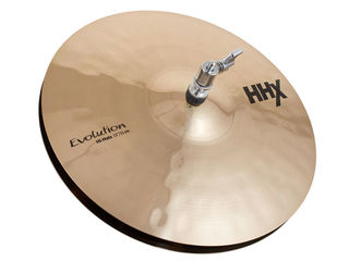 Hi-hat Cymbal Sabian 11302XEB, HHX Serie, Evolution, 13