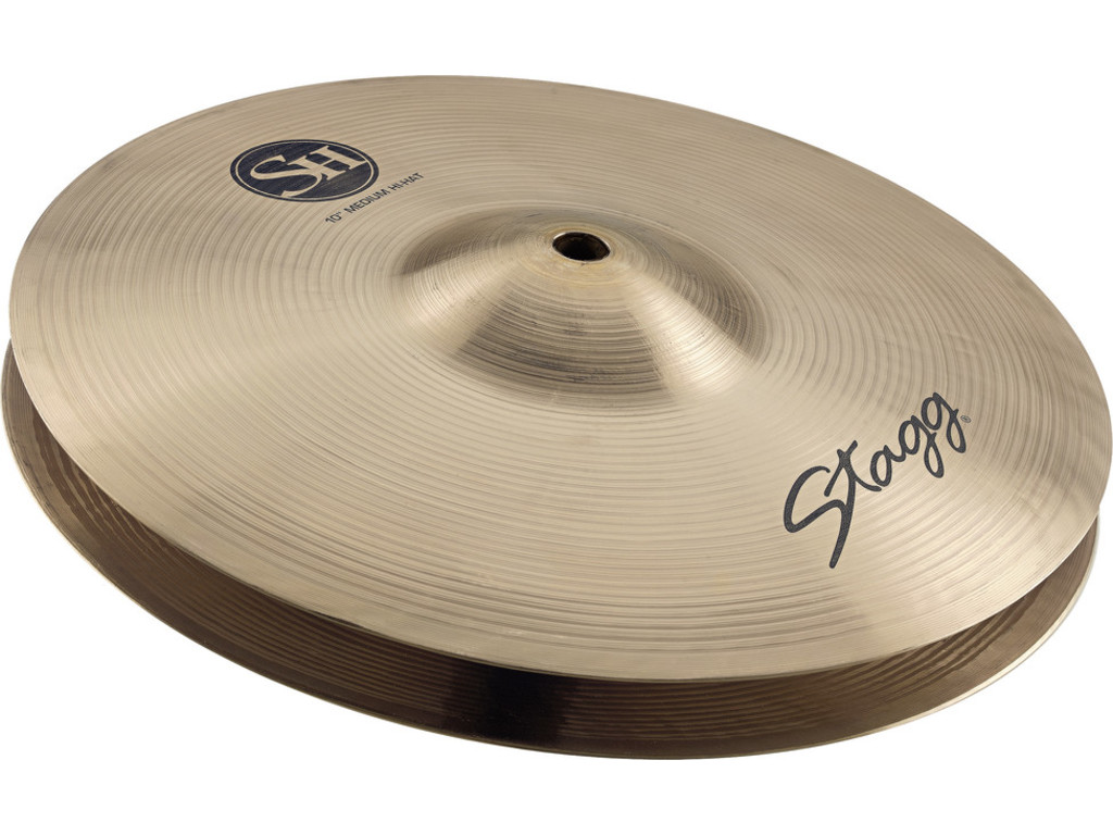 Hi-hat Cymbal Stagg SH-HM13R, SH Serie, Regular Medium, 13""