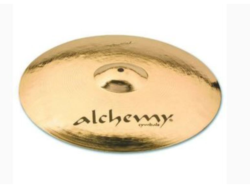 Crash Cymbal Istanbul Agop ACM18, Alchemy Medium, 18""
