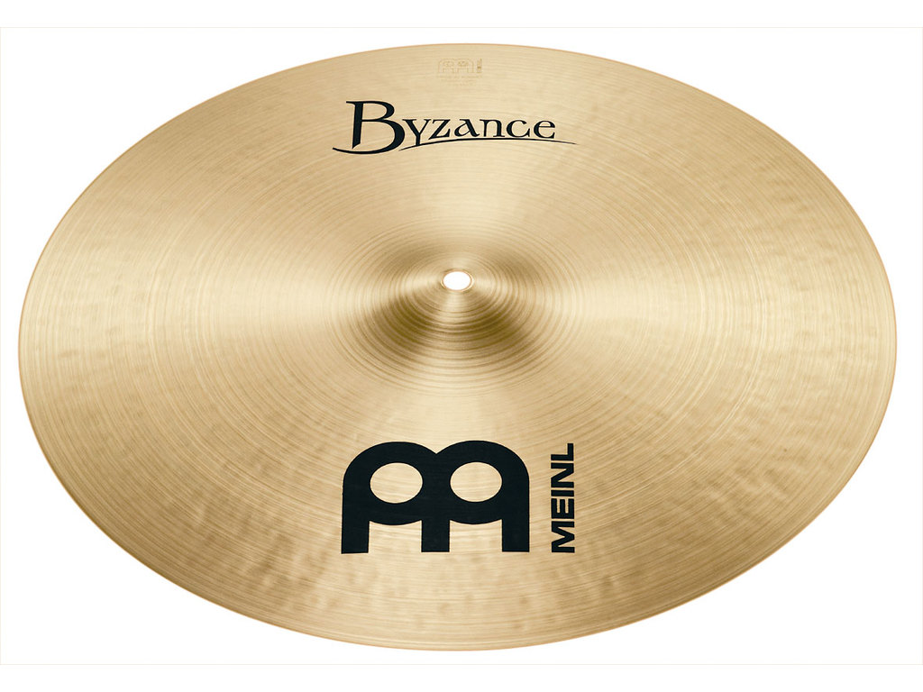 Crash Cymbal Meinl B15TC, Byzance Serie, Traditional, Thin, 15""