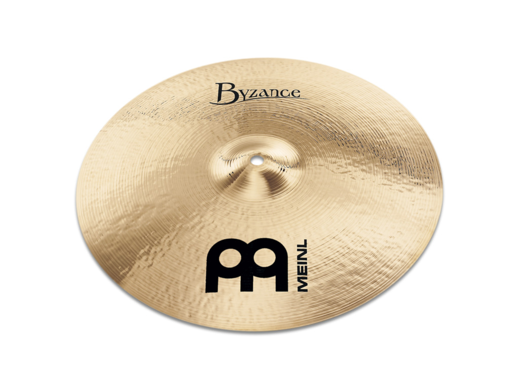 Crash Cymbal Meinl B18MC, Byzance Serie, Traditional, Medium, 18""