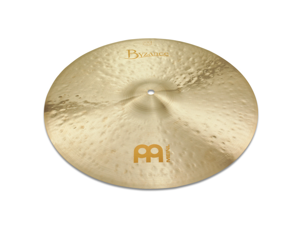 Crash Cymbal Meinl B18JMTC, Byzance Serie, Jazz, Medium Thin, 18""