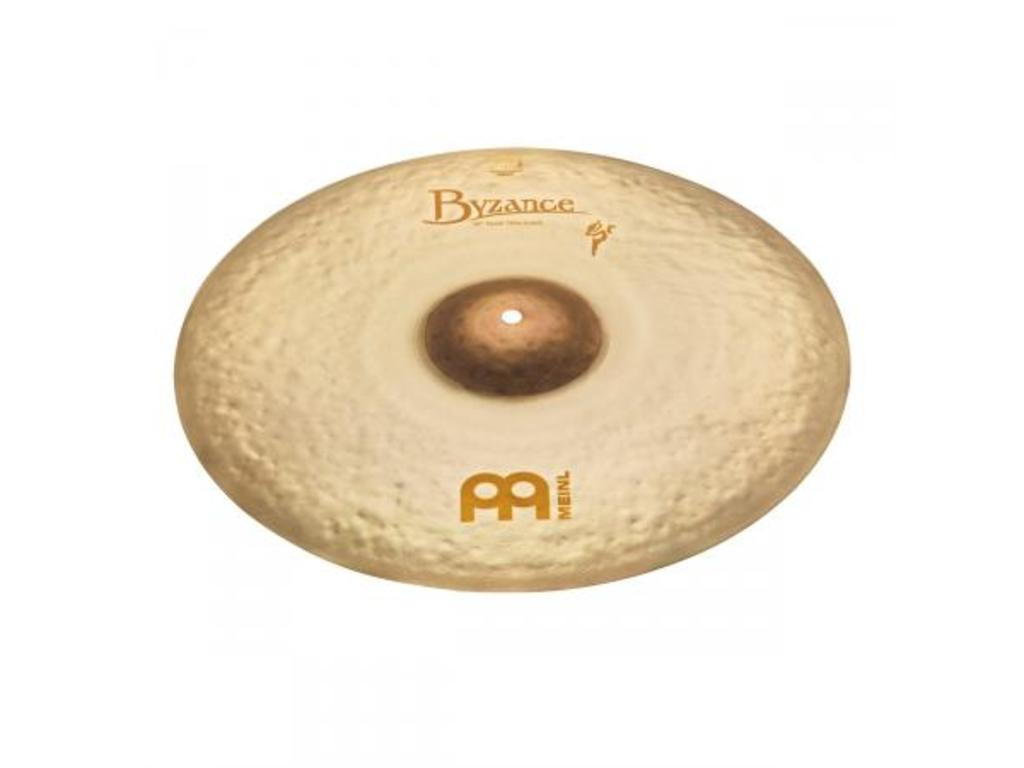 Crash Cymbal Meinl B18SATC, Byzance Serie, Vintage Sand, Thin, Signature Benny Greb, 18""