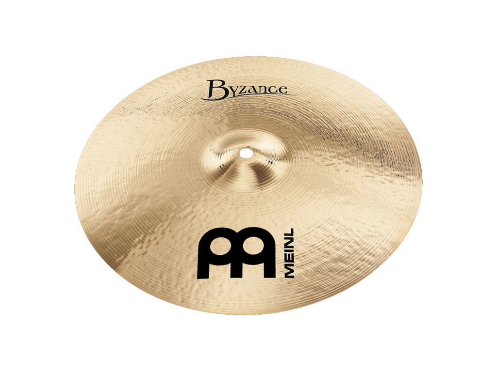 Crash Cymbal Meinl B20HHC-B, Byzance Serie, Brilliant, Heavy Hammered, 20""