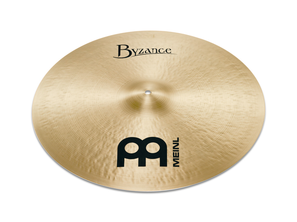Crash Cymbal Meinl B20MC, Byzance Serie, Traditional, Medium, 20""