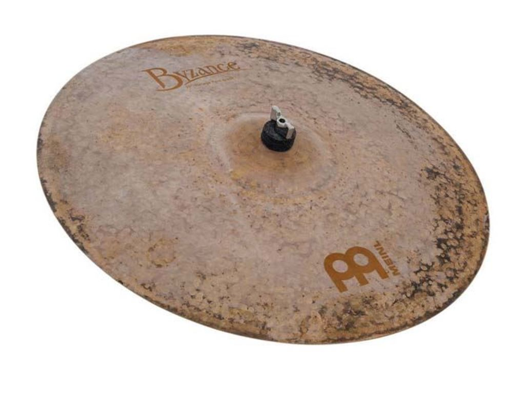 Crash Cymbal Meinl B20VPC, Byzance Serie, Vintage Pure, 20""