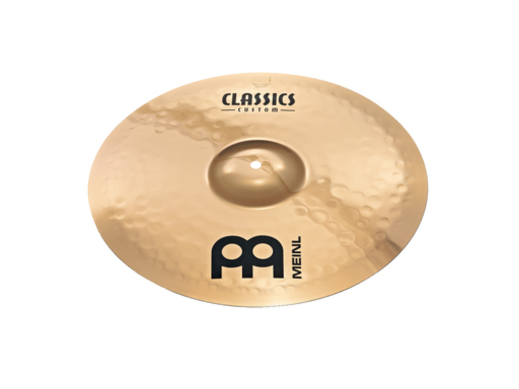 Crash Cymbal Meinl CC14MC-B, Classics Serie, Custom, Medium, 14""