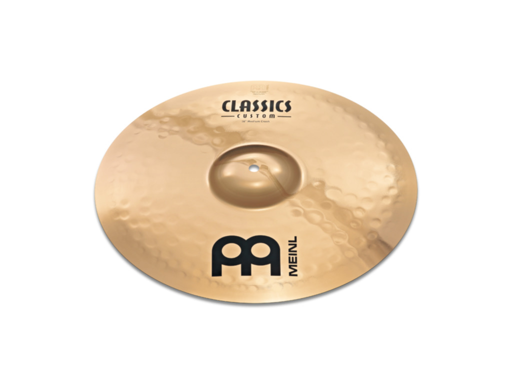 Crash Cymbal Meinl C16PC, Classics Serie, Powerful, 16""