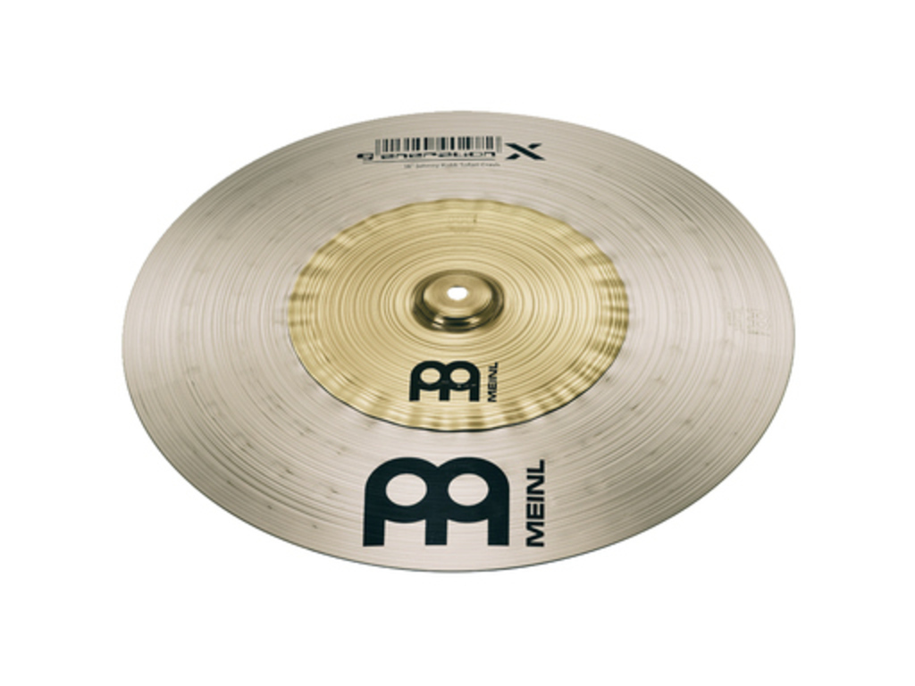 Effect Cymbal Meinl GX-16SC, Generation X Serie, Safari, Signature Johnny Rabb, 16""