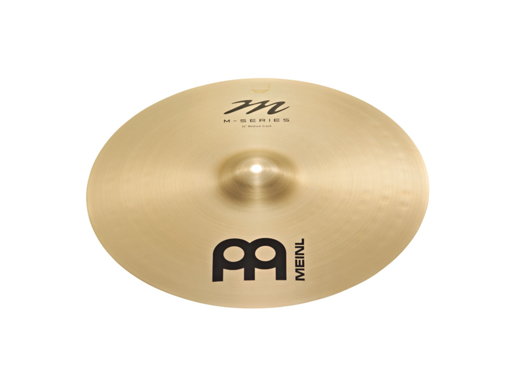 Crash Cymbal Meinl MS16MC, M-Series Serie, Traditional, Medium, 16""