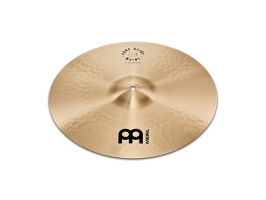 Crash Cymbale Meinl PA16MC, Pure Alloy, Medium, 16""