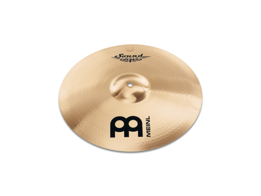 Crash Cymbal Meinl SC14MC-B, Soundcaster Serie, Custom, Medium, 14""