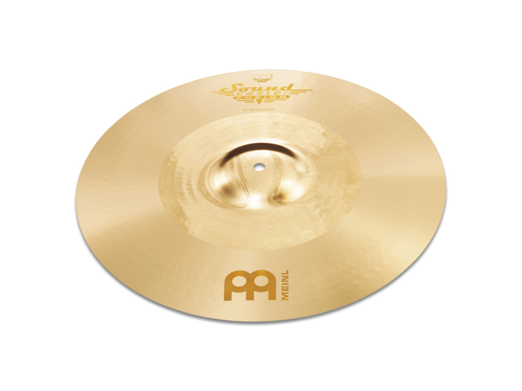 Crash Cymbal Meinl SF16TC, Soundcaster Serie, Fusion, Thin, 16""