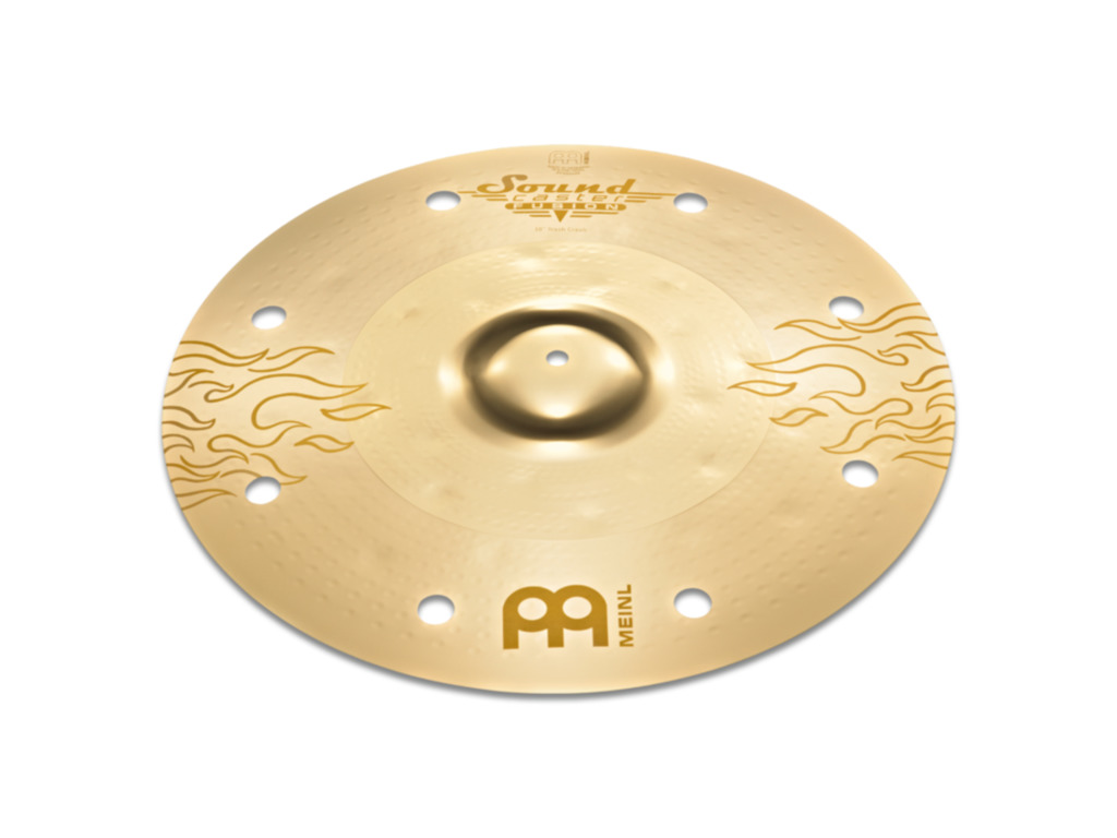 Crash Cymbal Meinl SF18TRC, Soundcaster Serie, Fusion, Trash Crash, 18""