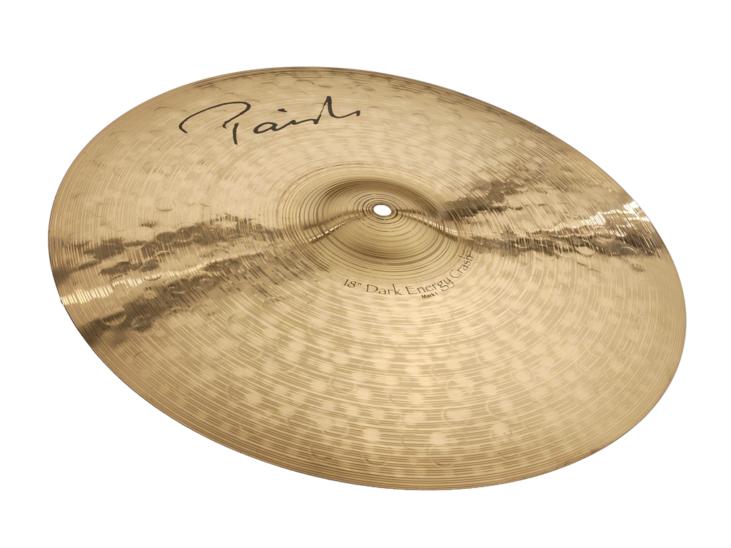 Crash Cymbal Paiste CY0004801416, Signature Dark Energy Serie, Mark I, 16""