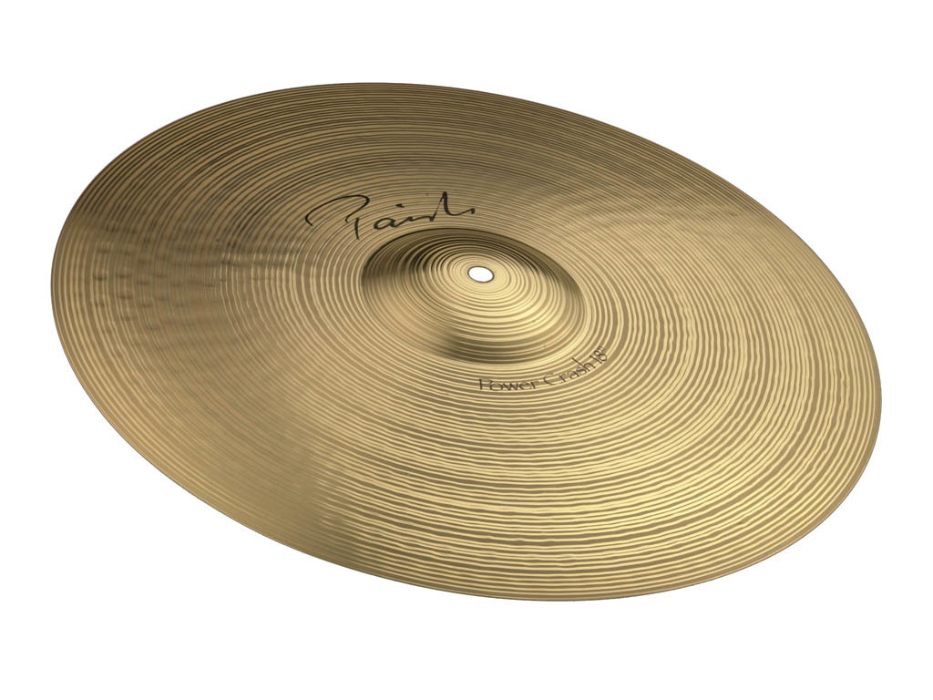Crash Cymbal Paiste CY0004003016, Signature Serie, Power Crash, 16""
