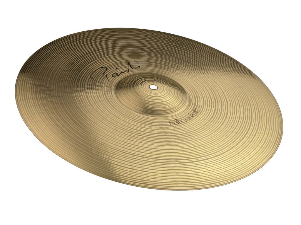 Crash Cymbale Paiste CY0004001418, Signature série, Full Crash, 18""