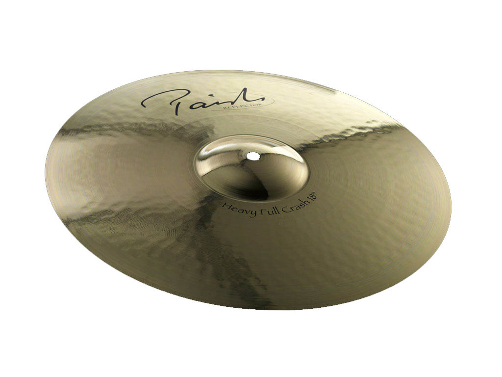Crash Cymbal Paiste CY0004051518, Signature Serie, Reflector Heavy Full, 18""