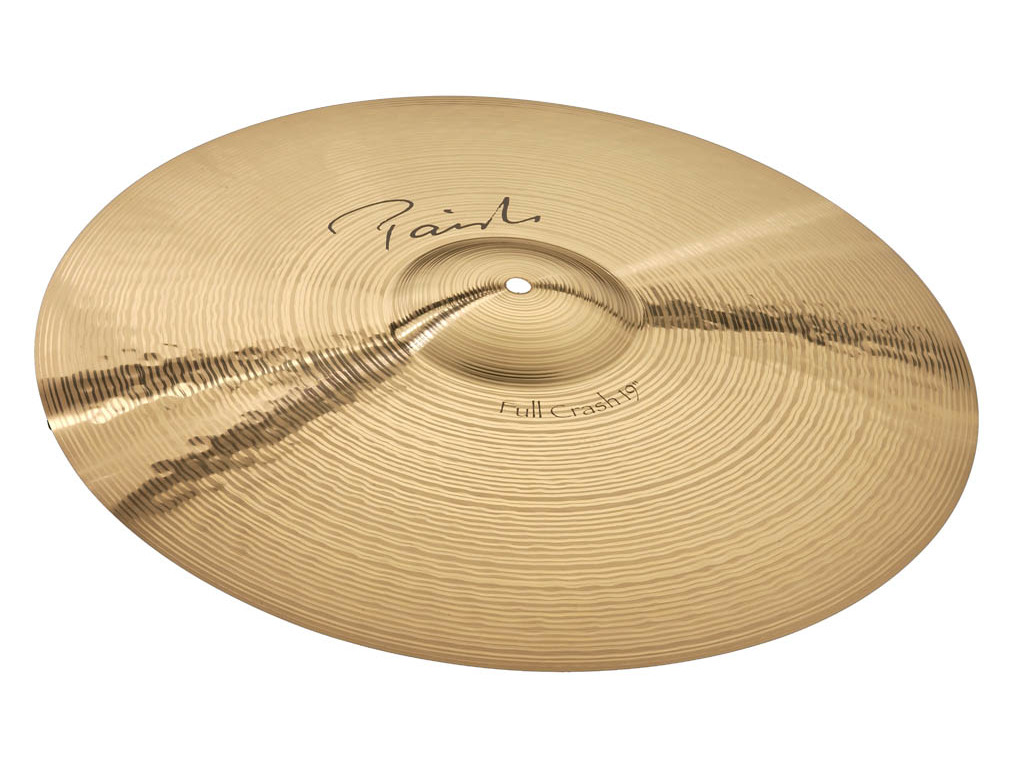 Crash Cymbal Paiste CY0004001420, Signature Serie, Full Crash, 20""