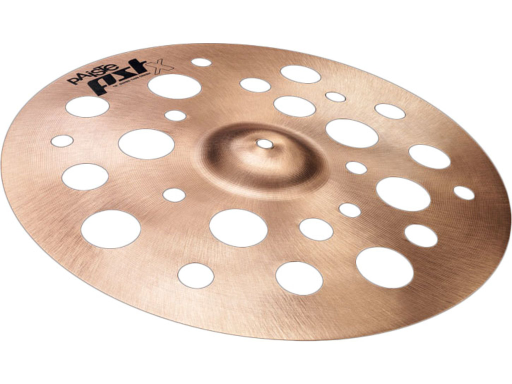 Crash Cymbal Paiste PST-X Swiss, Thin Crash, 16""
