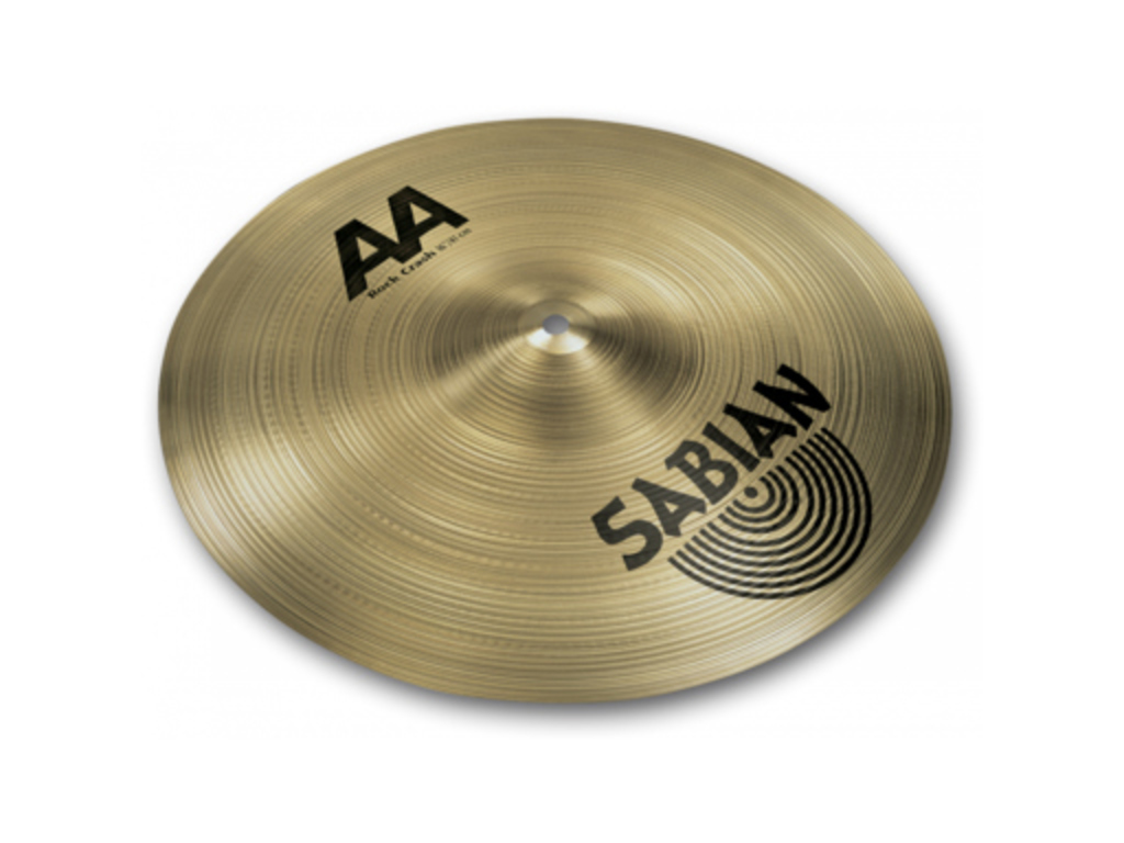 Crash Cymbal Sabian 21609, AA Serie, Rock, 16""