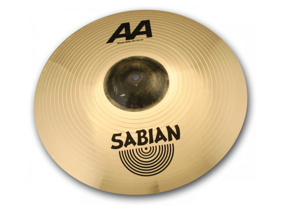 Crash Cymbal Sabian 22009MB, AA Serie, Metal, 20""