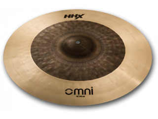Ride Cymbal Sabian 119OMX, HHX Serie, OMNI, designed with Jojo Mayer, 19
