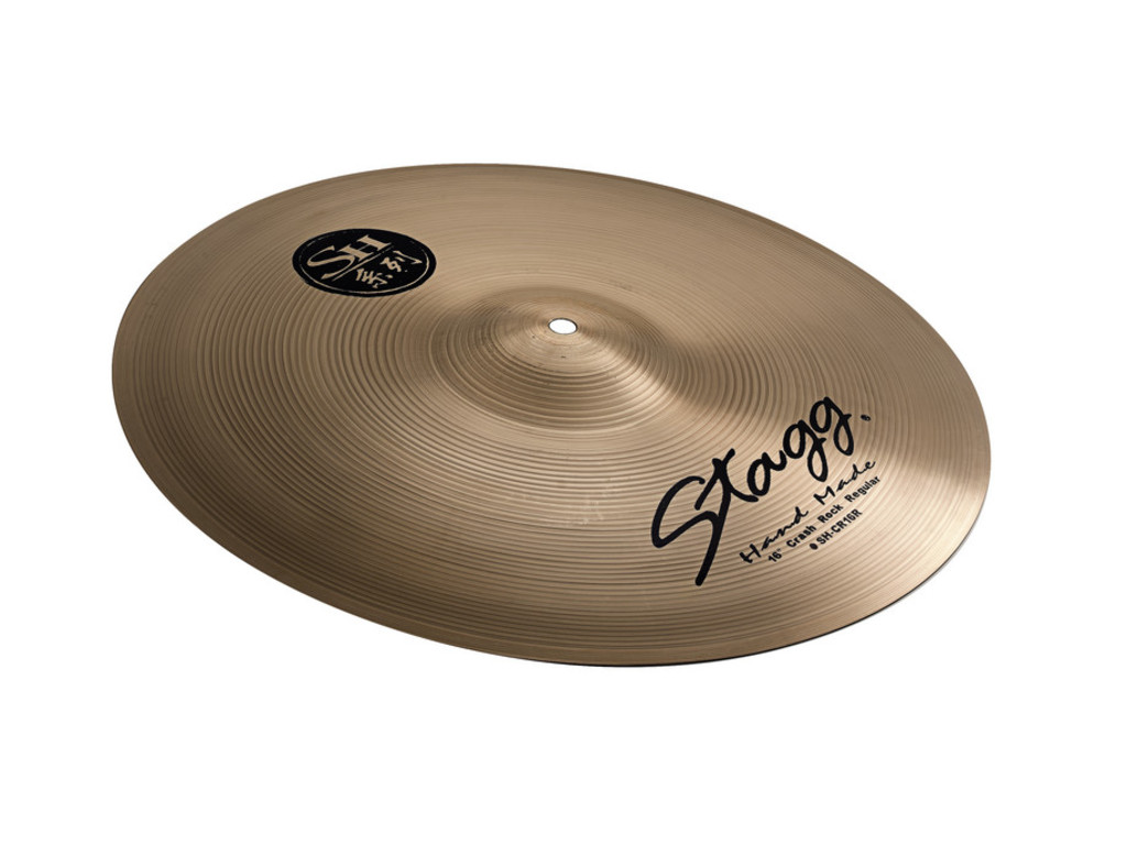 Crash Cymbal Stagg SH-CR16R, SH Serie, Regular Rock, 16""