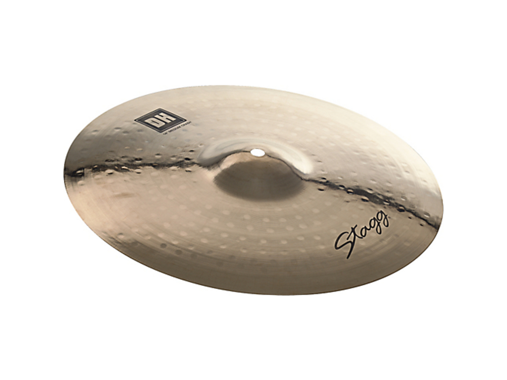 Crash Cymbal Stagg DH-CM18B, DH Serie, Medium Brilliant, 18""