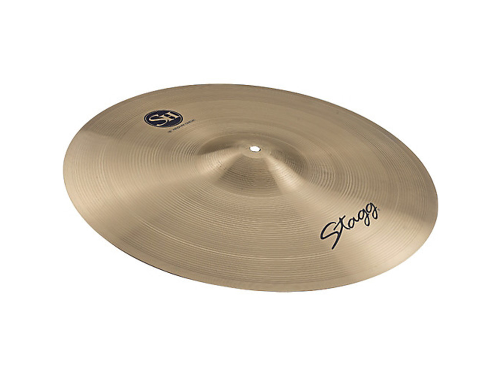 Crash Cymbal Stagg DH-CM17B, DH Serie, Brilliant Medium, 17""