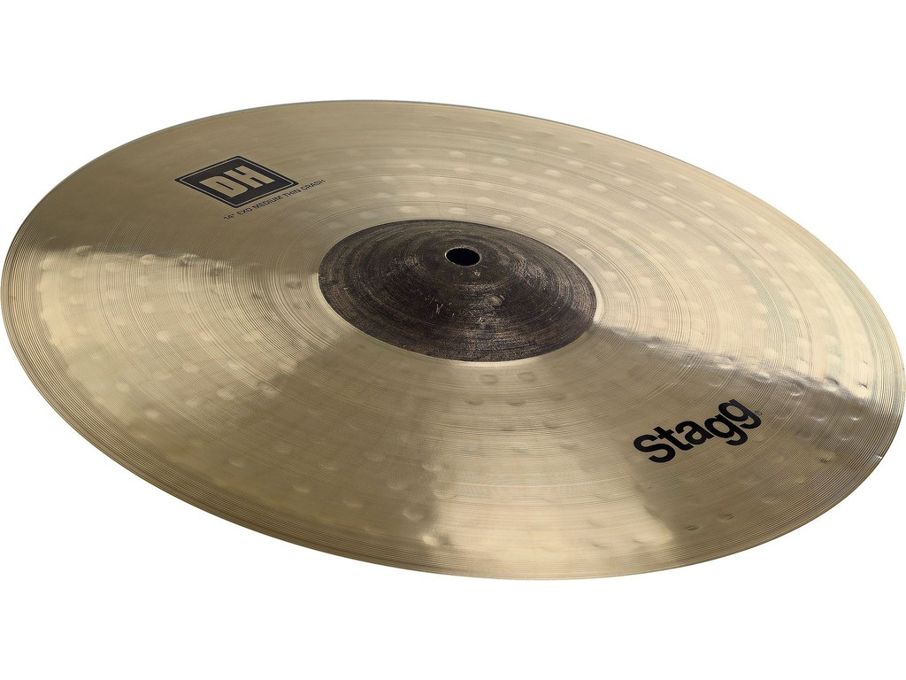 Crash Cymbal Stagg DH-CMT14E, DH Serie, Medium Thin EXO, 14""