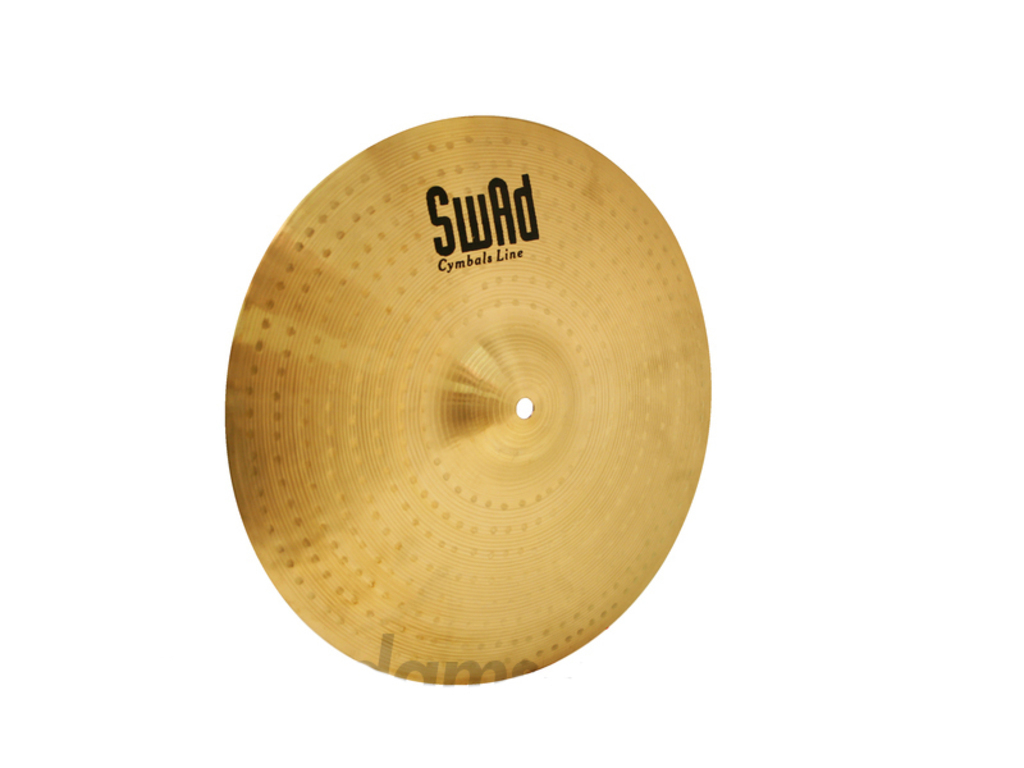"Crash Cymbal Swad Cymbals 14"" Thin Crash"