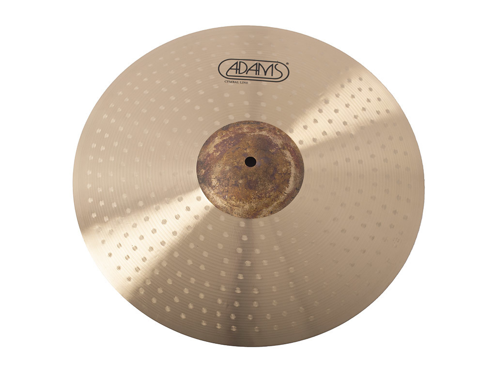 "Crash Cymbal Swad Cymbals 16"" Thin Crash"