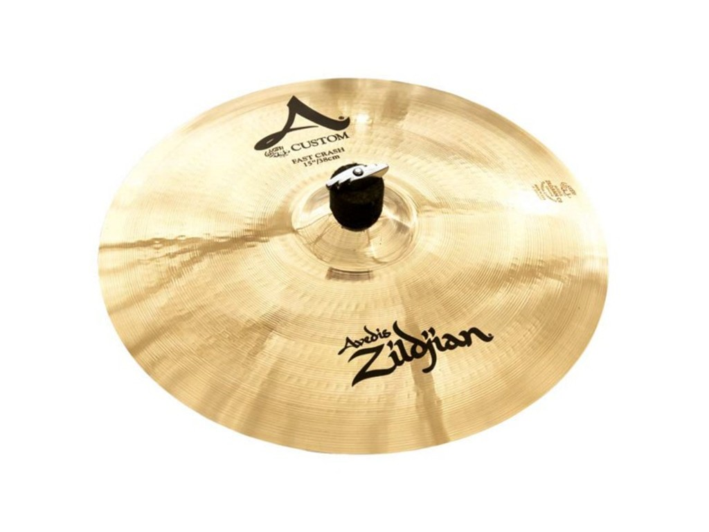 Crash Cymbal Zildjian A0265, A Zildjian, Fast Crash, 15""