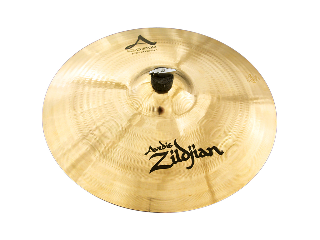 Crash Cymbal Zildjian A0240, A Zildjian, Medium Crash, 16""