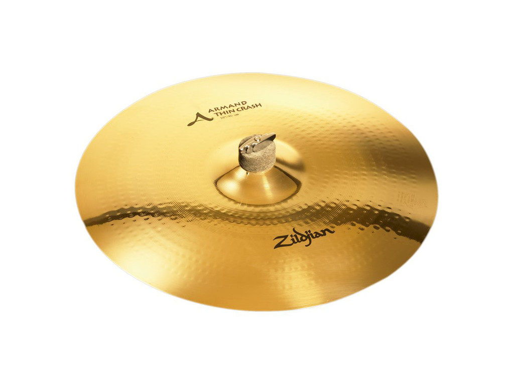 Crash Cymbal Zildjian A0223, A Zildjian, Thin Crash, 16""