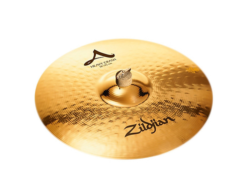 Crash Cymbal Zildjian A0278, A Zildjian, Heavy Crash, 18""