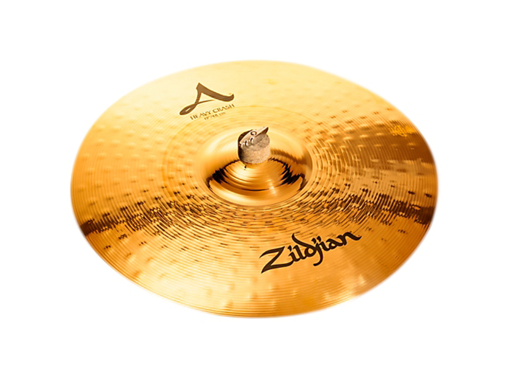Crash Cymbal Zildjian A0279, A Zildjian, Heavy Crash, 19""