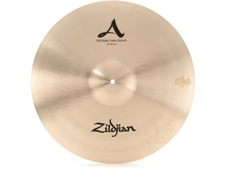 Crash Cymbal Zildjian A0227, A Zildjian, Thin Crash, 20""