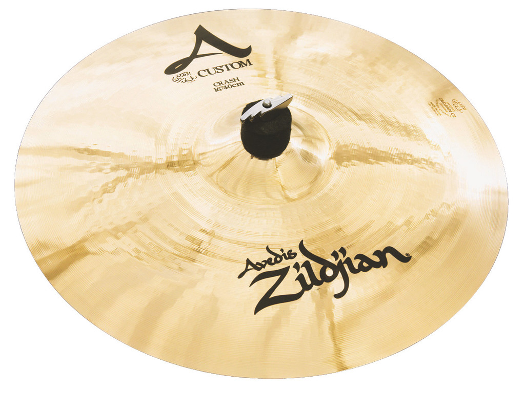 Crash Cymbal Zildjian A20514, A Custom, 16""