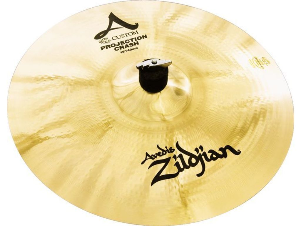Crash Cymbal Zildjian A20582, A Custom, Projection Crash, 16""