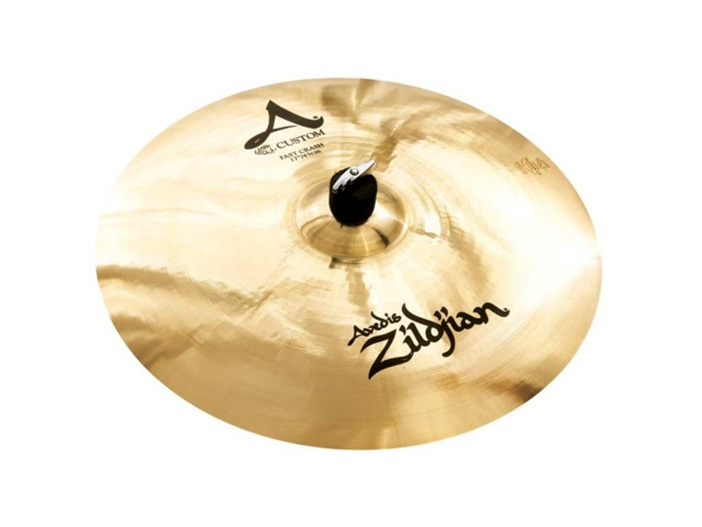 Crash Cymbal Zildjian A20515, A Custom, 17""