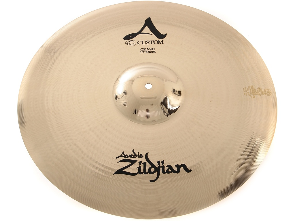Crash Cymbal Zildjian A20517, A Custom, 19""