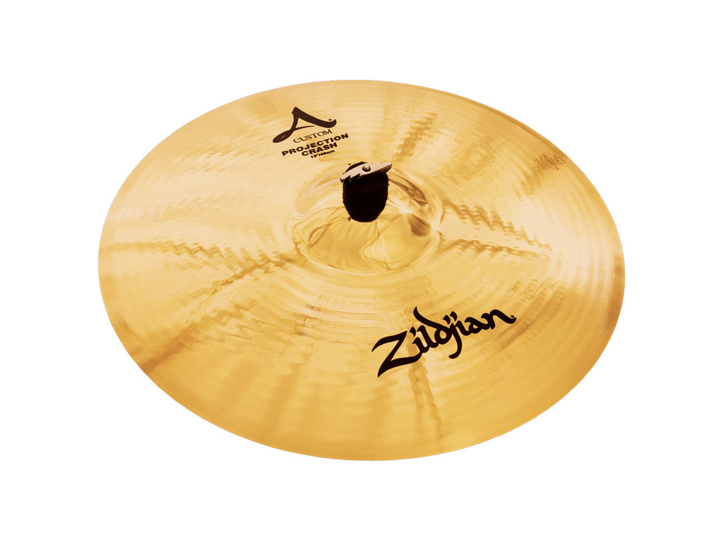 Crash Cymbal Zildjian A20585, A Custom, Projection Crash, 19""