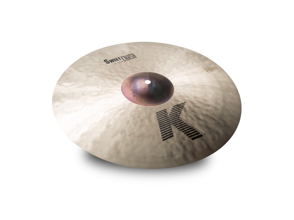 Crash Cymbal Zildjian K0703, K Sweet Crash, 17""